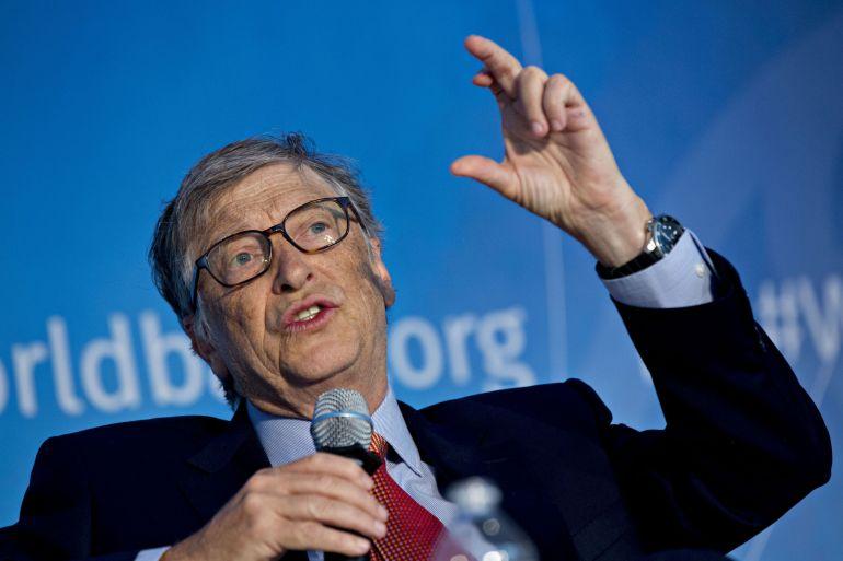 Perubahan citra Bill and Melinda Gates Investments menjadi Cascade Investment pada hari Senin adalah langkah terbaru dalam kisah yang akan terjadi pada salah satu kekayaan terbesar di dunia ketika Bill dan Melinda Gates menyelesaikan perceraian mereka File Andrew Harrer/Bloomberg