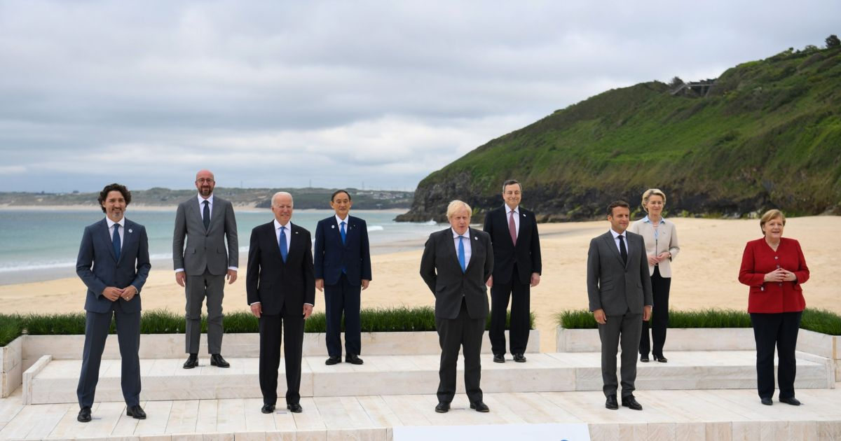 Will G7 green initiative have more climate cred than China's BRI?