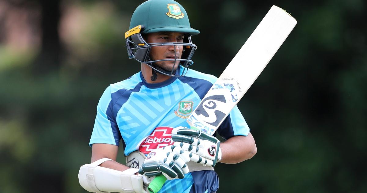 Bangladesh cricketer Shakib suspended after umpire outburst