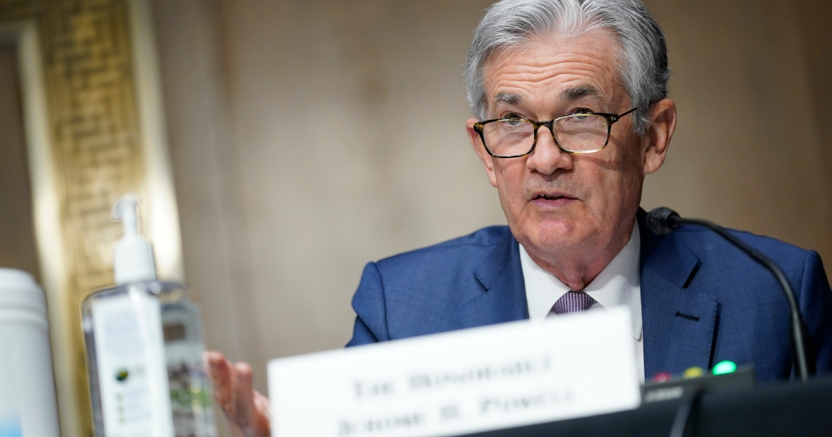 Federal Reserve raises inflation expectations, mulls 2023 liftoff