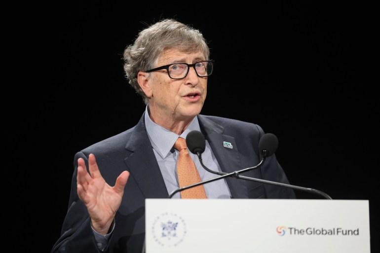 Bill Gates mengatakan pembangkit tersebut akan berkinerja lebih baik, lebih aman dan lebih murah daripada tenaga nuklir tradisional File Ludovic Marin / Associated Press