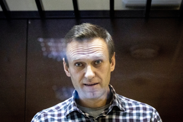 The Moscow City Court's ruling on Wednesday, effective immediately, prevents people associated with Navalny's Foundation for Fighting Corruption (FBK) and his sprawling network of regional offices across Russia from seeking public office [Alexander Zemlianichenko/AP]