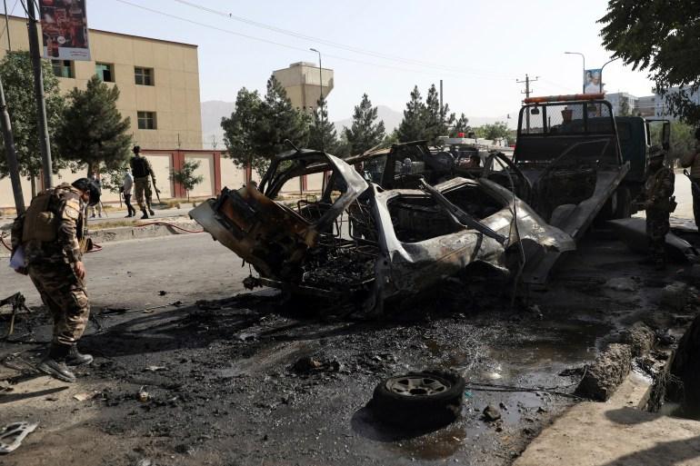 AP21163463627608 Afghan President Ghani to meet Biden as violence surges | Asia News