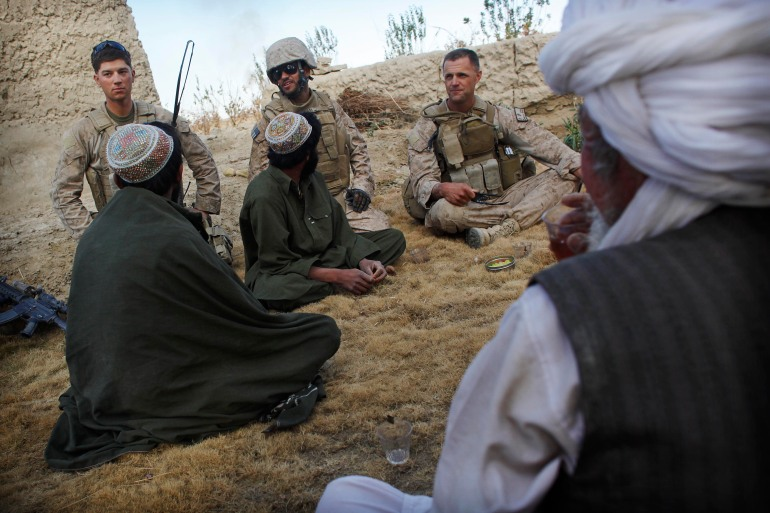 Taliban says Afghans who worked for foreign forces will be safe,harbouchanews