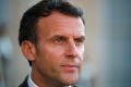 Macron is widely expected to seek re-election in next year's presidential elections and polls show him with a narrow lead over far-right leader Marine Le Pen [File: Francois Mori/AP]