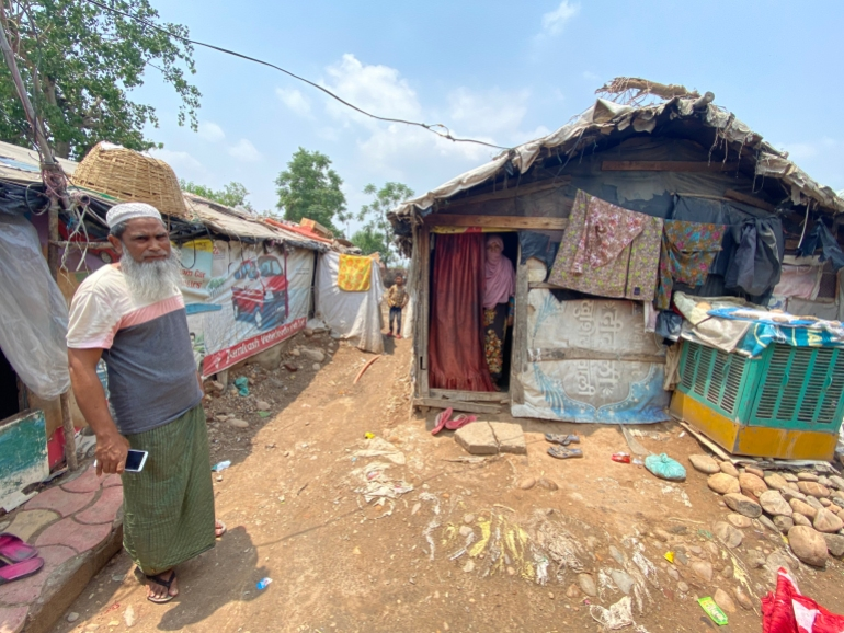 , Rohingya refugees struggle for vaccine in COVID-hit India,