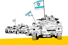 Infographic: What you need to know about Israel's military