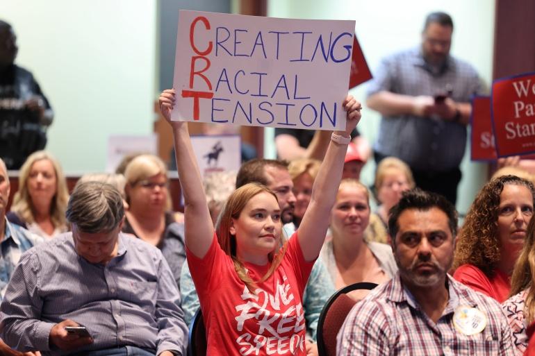 What is Critical Race Theory?   Black Lives Matter   Al Jazeera