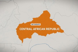 MSF convoy attacked in Central African Republic, woman killed