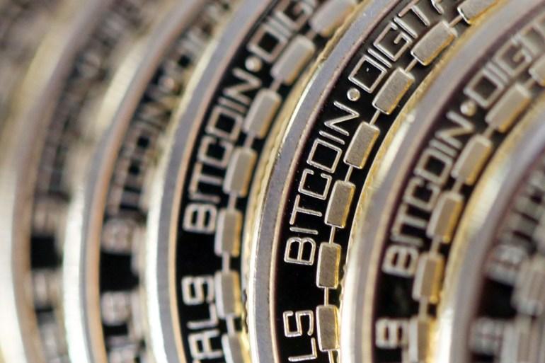 Bitcoin dan pasar crypto yang lebih luas naik dengan total penilaian naik sekitar 5 persen menjadi  1,44 triliun, menurut harga CoinGecko File Chris Ratcliffe/Bloomberg