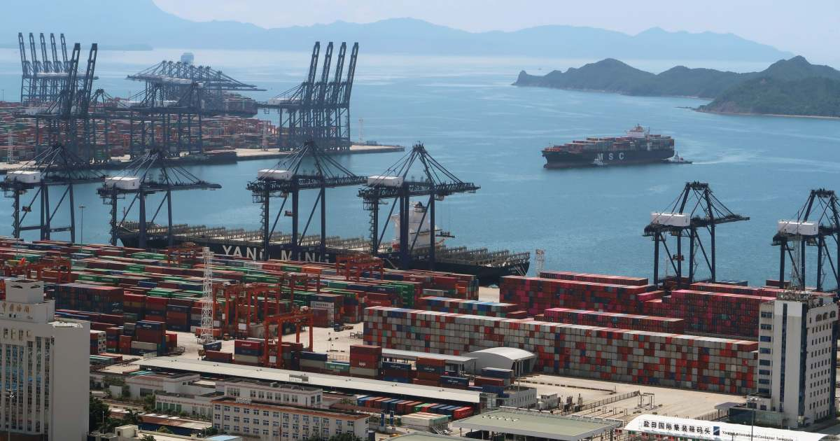 'Unceasing congestion': China's shipping delays snarl trade