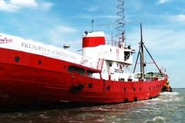 Rebel Radio Ships