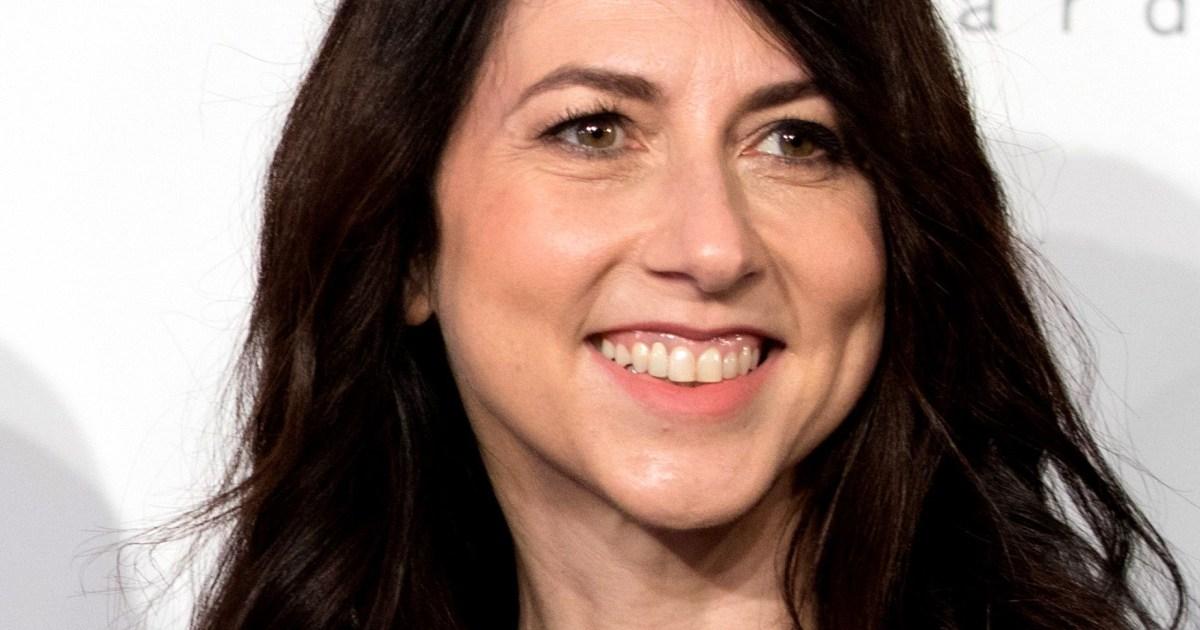 MacKenzie Scott, Jeff Bezos's ex-wife, donates another $2.7B