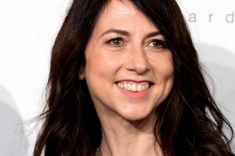 MacKenzie Scott, Jeff Bezos's ex-wife, donates another $2.7B   Business and  Economy News   Al Jazeera