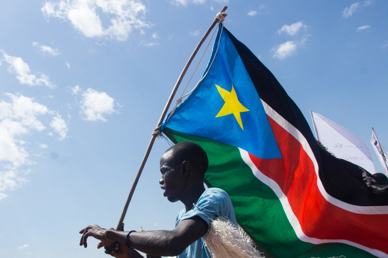 South Sudan gained independence from Sudan in 2011 [File: Akuot Chol/AFP]