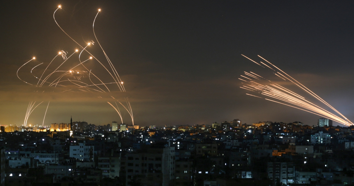 Israel hits Hamas sites in Gaza with rocket fire: military |  Gaza News