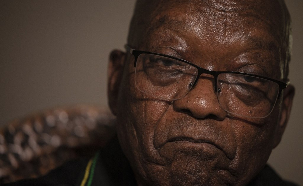 S Africa lets jailed ex-President Zuma attend brother's funeral thumbnail