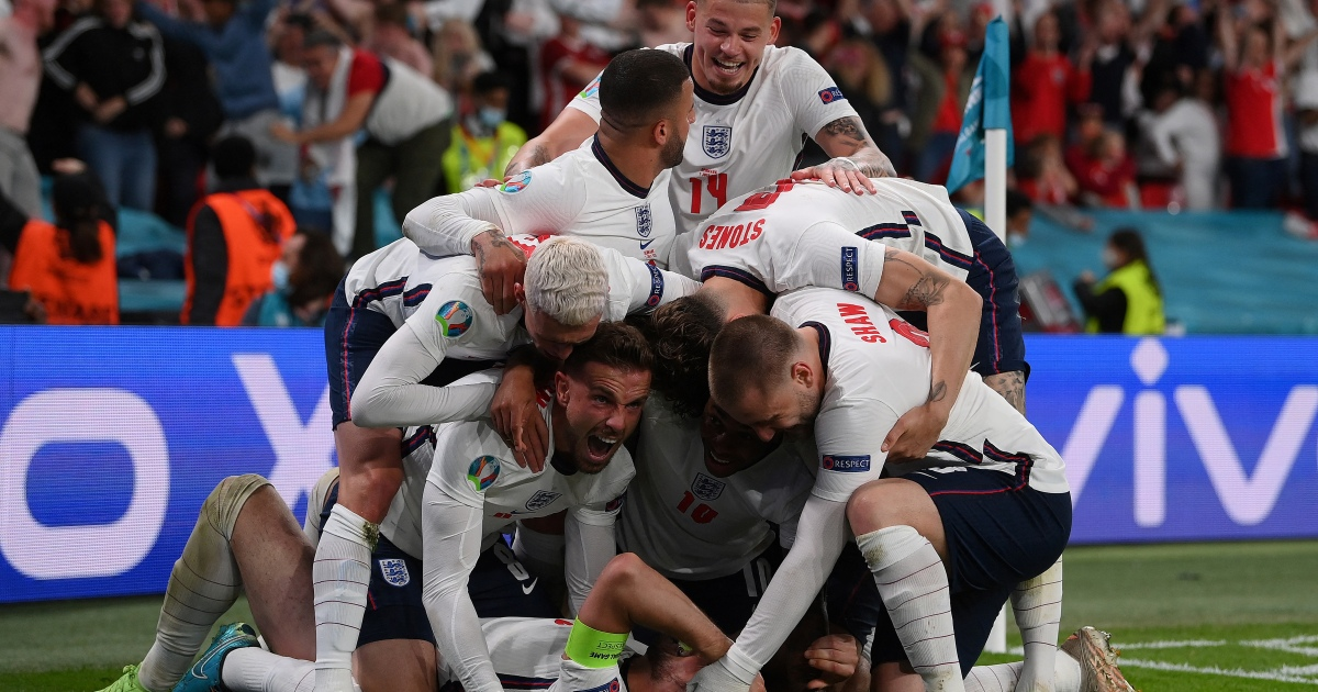 England vs Denmark: Euro 2020 second semi-final