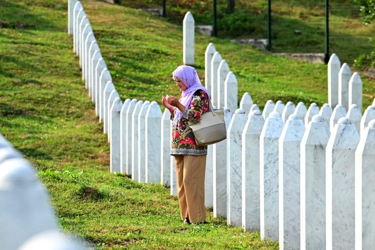 Bosnia marks 26th anniversary of Srebrenica genocide | Genocide News | Al  Jazeera