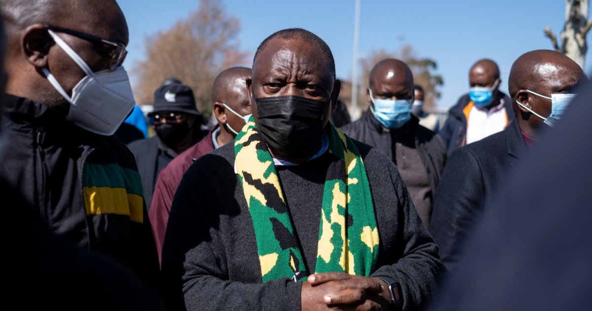 South Africa's Ramaphosa calls for unity amid wreckage of unrest   Protests News