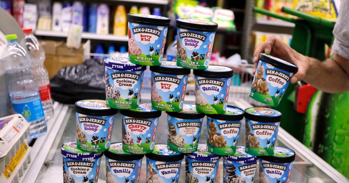 "Photo of Israel's War on (""Anti-Semitic"") Ice Cream   Israeli-Palestinian Conflict"