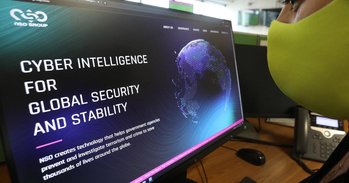 Amnesty seeks moratorium on surveillance technology