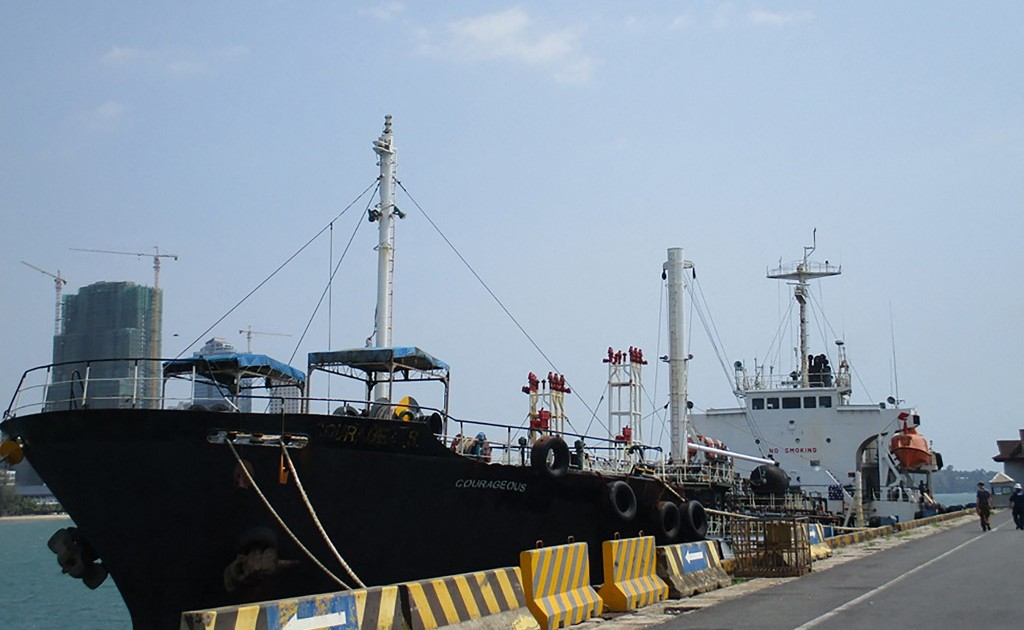 Photo of U.S. seizes tankers used to evade North Korean sanctions. Political news