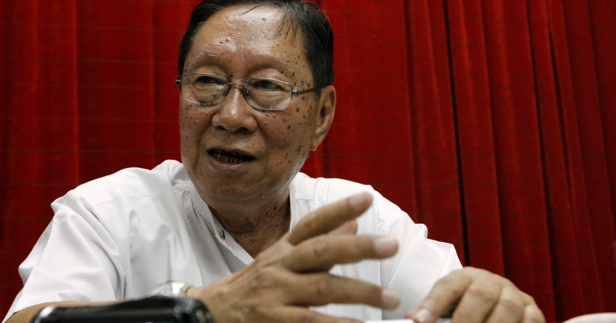 Jailed Myanmar politician Nyan Win dies from COVID
