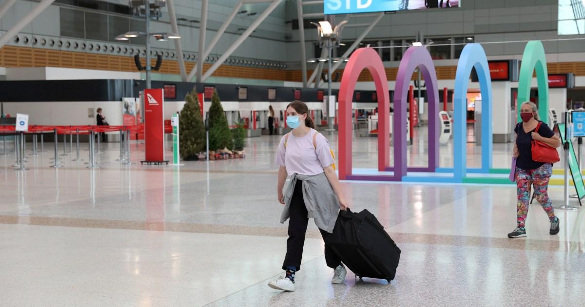 Australia tightens border further to curb virus outbreak thumbnail