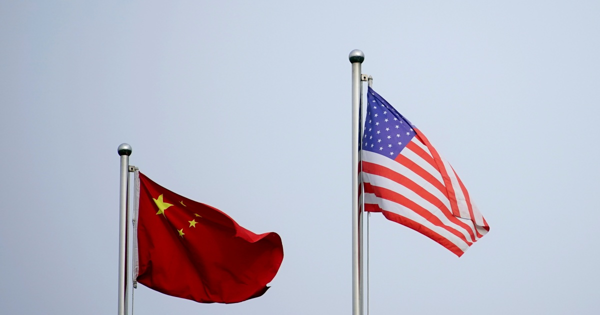 US-China talks come at time of heightened tension