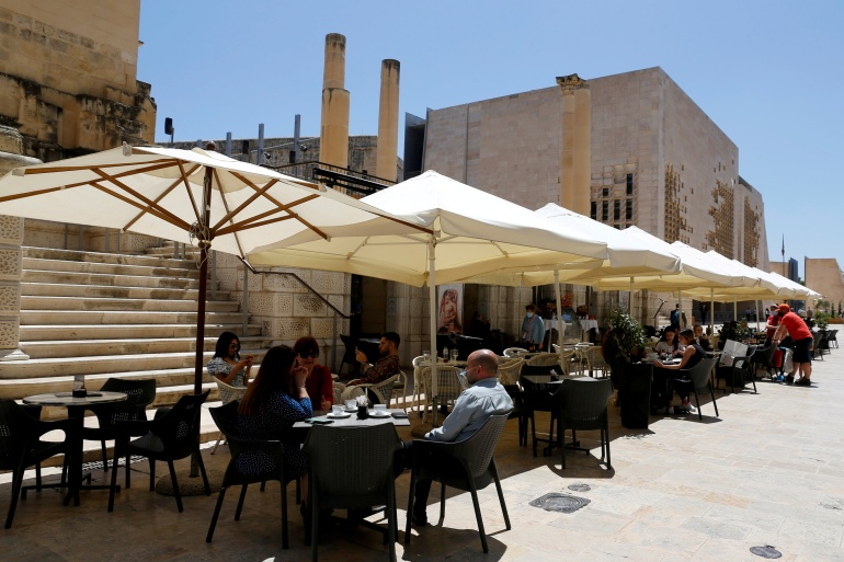 Malta bans all visitors who aren't fully vaccinated against COVID | Coronavirus pandemic News