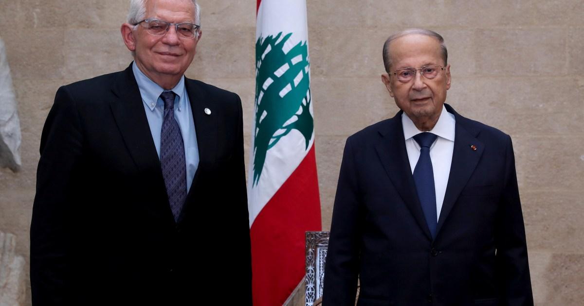 Photo of EU adopts framework to sanction Lebanese officials   EU News