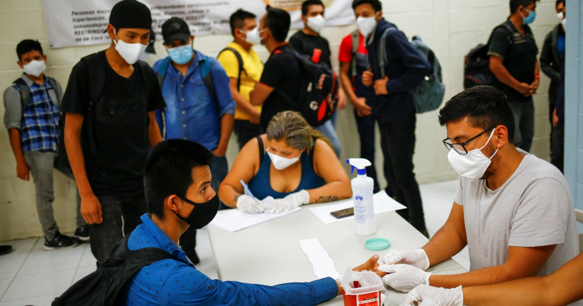 Photo of US sues Texas governor to stop new immigration order | Coronavirus pandemic news