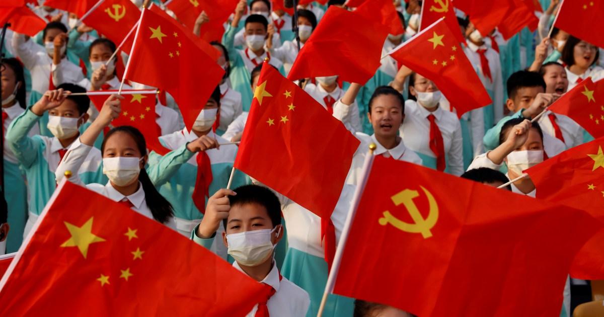 Xi says no more 'bullying' as China marks party centenary thumbnail