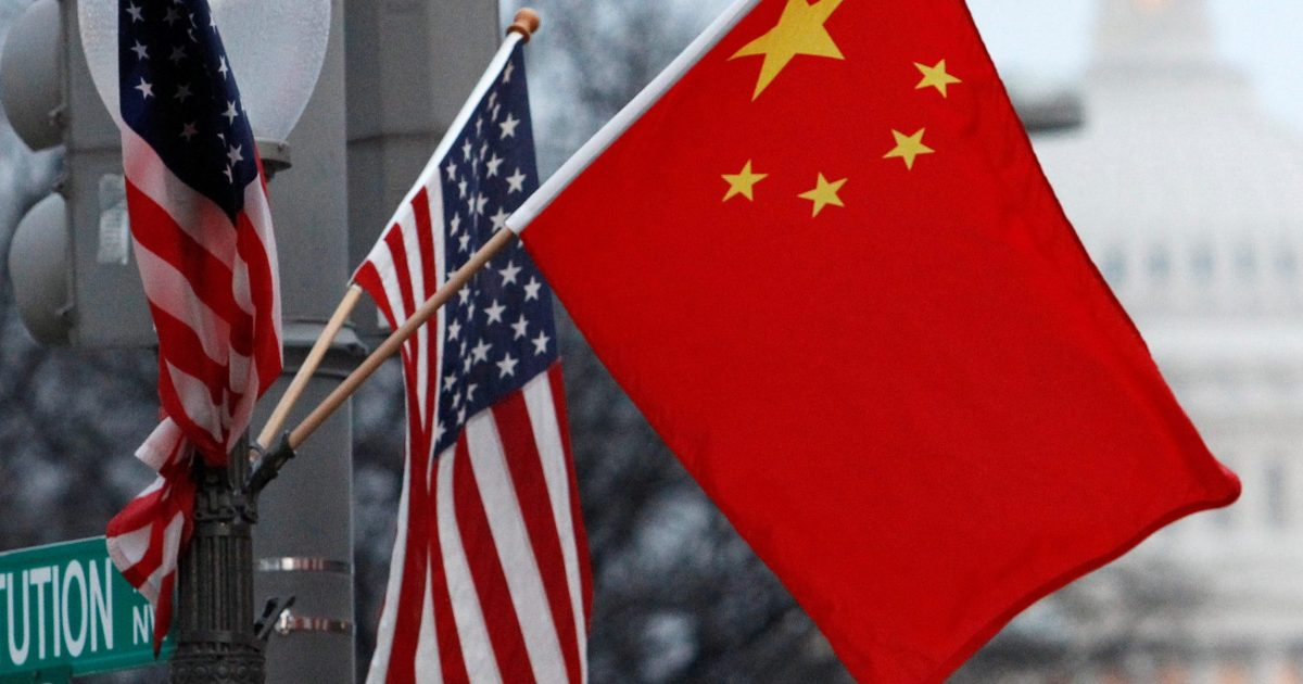 Timeline: Major events in US-China relations since 1949