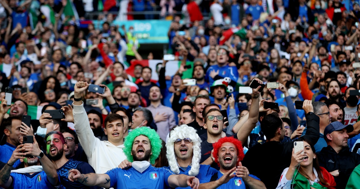 How Italy went from World Cup absentees to Euro 2020 finalists thumbnail
