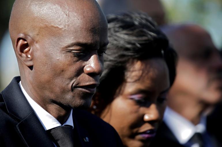 World reacts to 'horrific' assassination of Haiti's president | Latin  America News | Al Jazeera