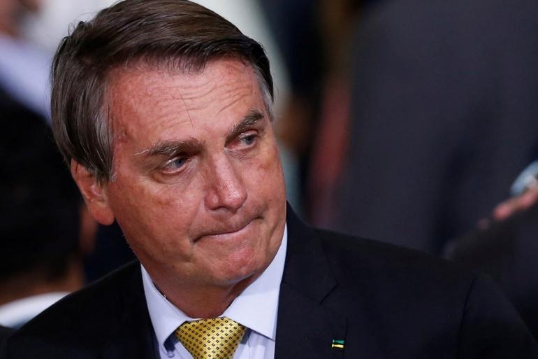 2021 07 10T191149Z 2031894005 RC2VHO9Y3QA4 RTRMADP 3 BRAZIL BOLSONARO POLL IMPEACHMENT Bolsonaro could be discharged in days, Brazilian hospital says   Latin America News