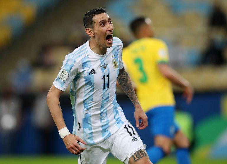 Argentina beat Brazil 1-0 to win Copa America | Brazil News