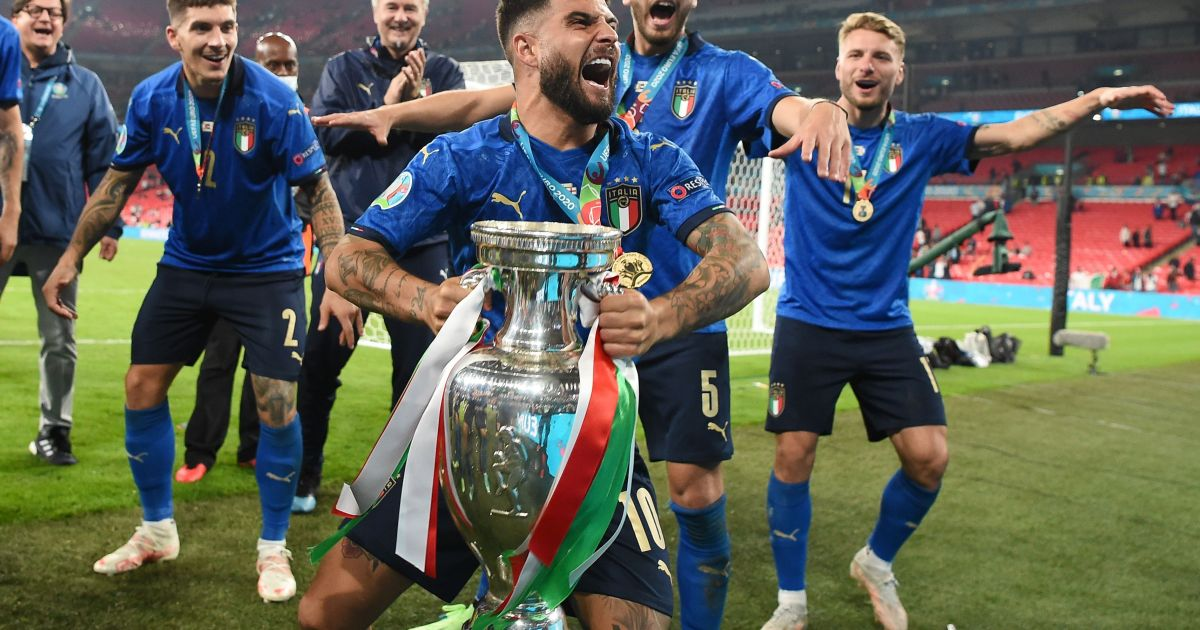 How it happened: Italy beat England on penalties to win Euro 2020