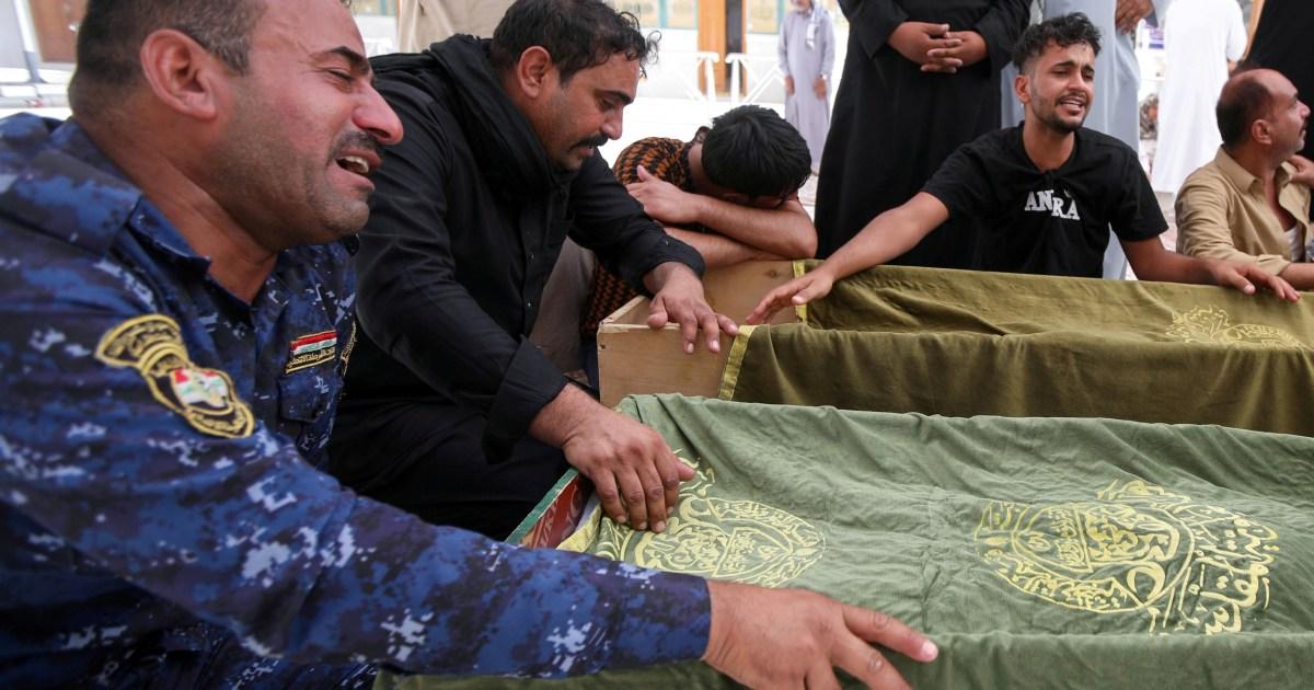 Death toll in Iraq COVID hospital fire rises