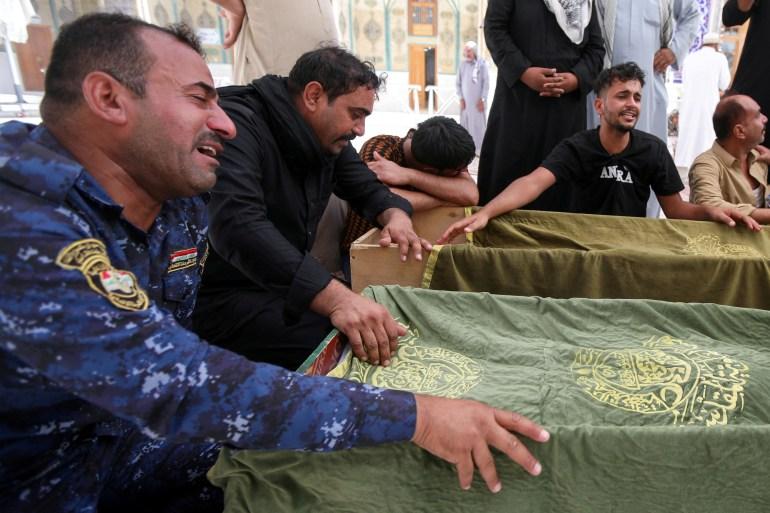 Death toll in Iraq COVID hospital fire rises   Coronavirus pandemic News    Al Jazeera