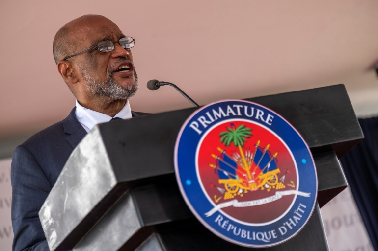 haiti,Ariel Henry,President Jovenel Moise's killing,Port-au-Prince,harbouchanews