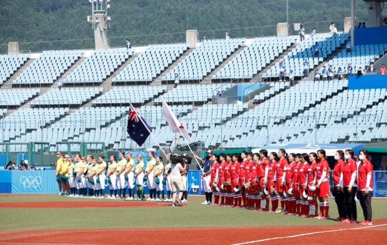 WHO chief backs Tokyo Olympics days before opening ceremony | Coronavirus pandemic News