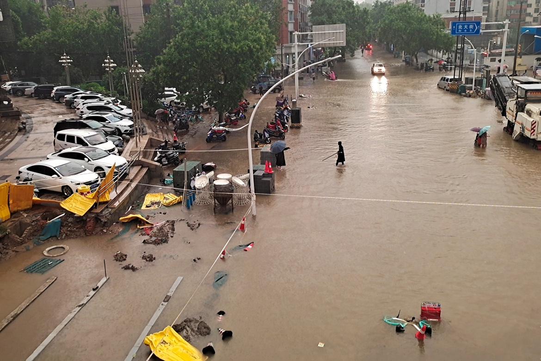 Zhengzhou Henan China - File Zhengzhou Henan China Near Airport Jpg  Wikimedia Commons