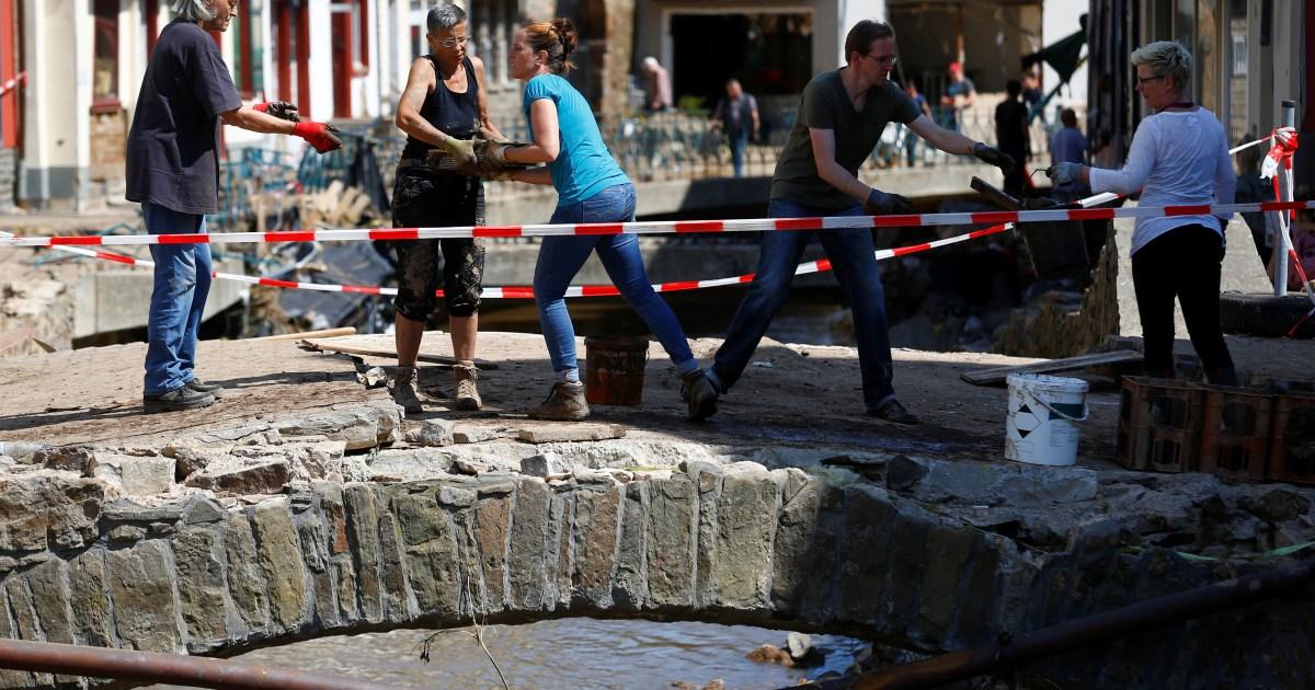 Jerman yang dilanda banjir meluncurkan kit pengurangan $470 juta thumbnail