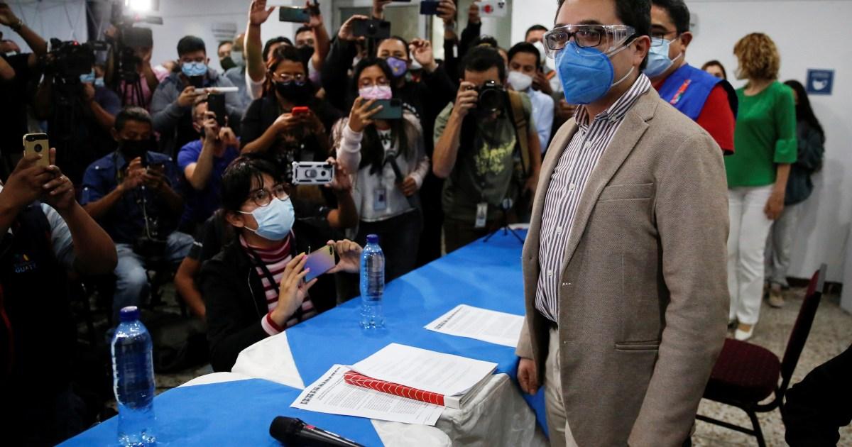 Guatemala attorney general fires top anti-corruption prosecutor thumbnail