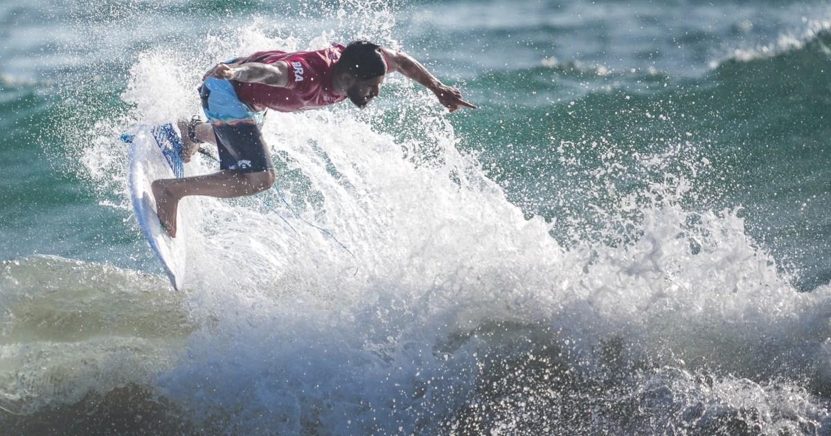 Surfing makes long-awaited Olympics debut at Tokyo Games - aljazeera