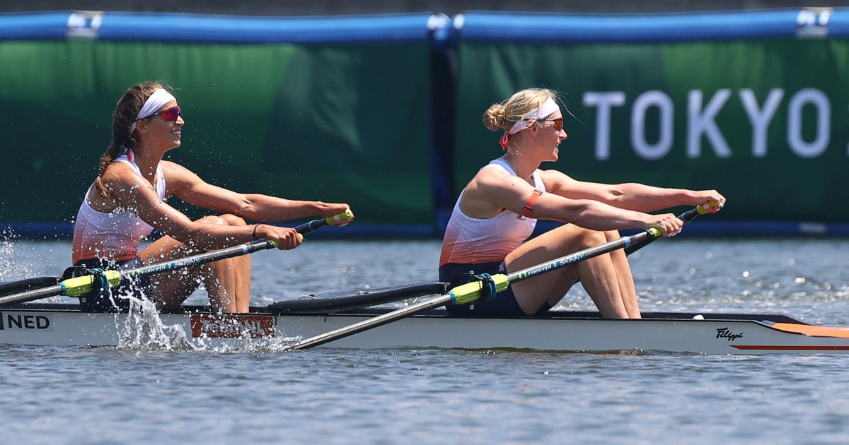 Photo of Tokyo Olympics: Dutch rowing coach tests positive for COVID-19   Olympic News