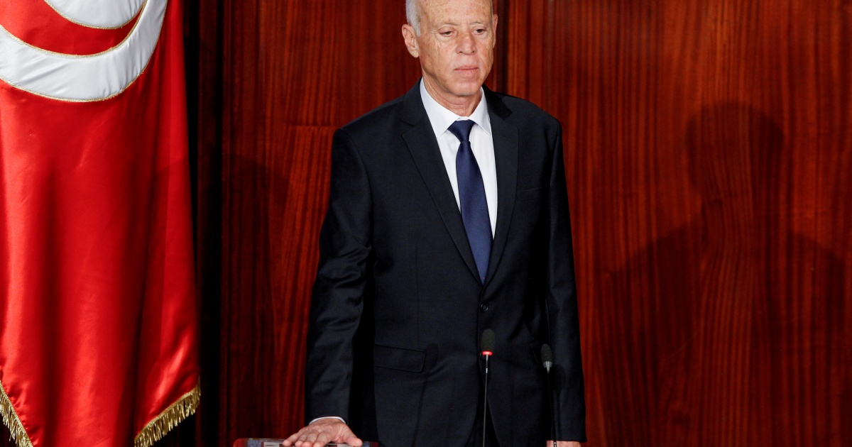 President Saied: 'Superman' or voice of Tunisia's downtrodden?